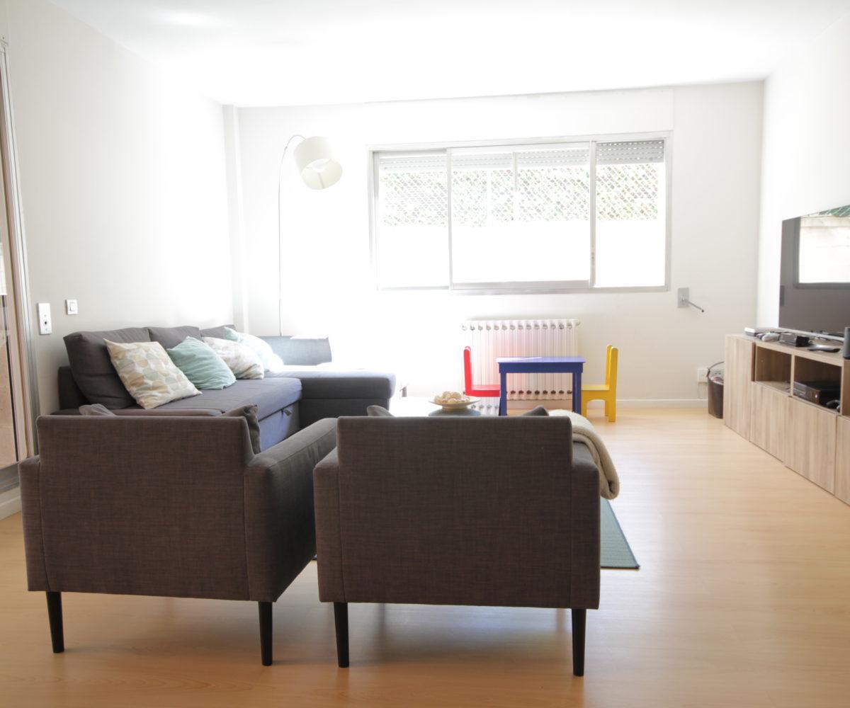 Precioso piso en alquiler de 160 m2 con terraza de 70 m2