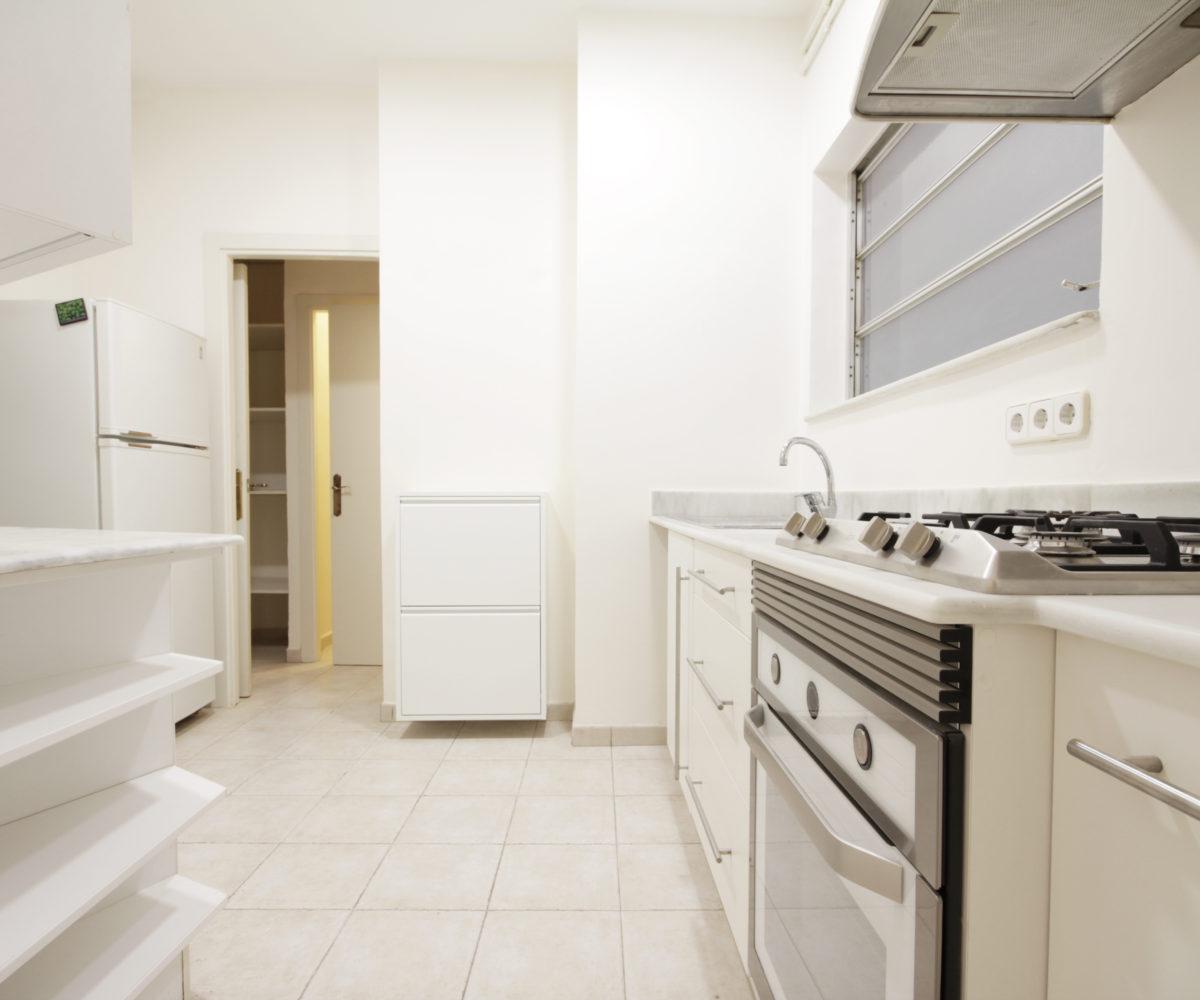 Fantástica vivienda de alquiler en finca regia de Sant Gervasi