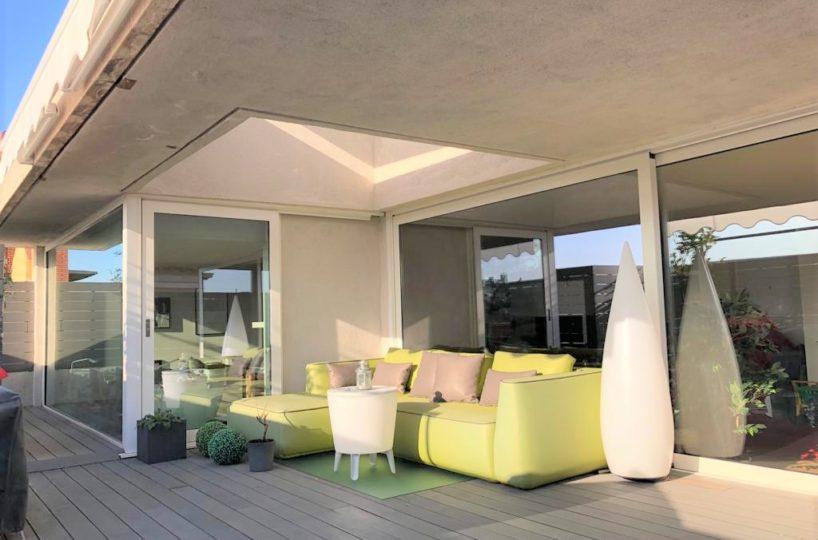 Exclusivo ático reformado con piscina privada en Tres Torres