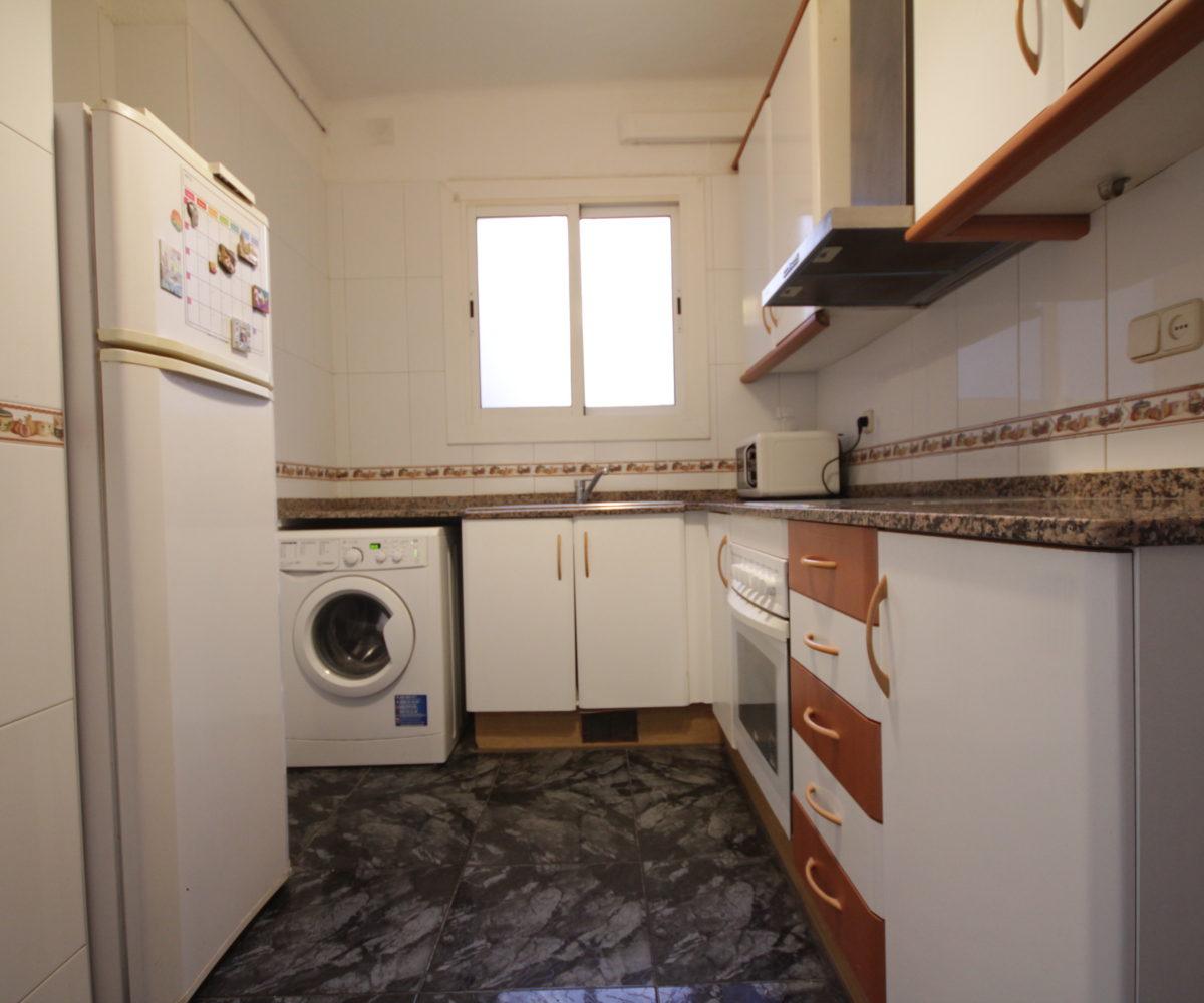 Piso en alquiler de 101 m2 en finca regia de Eixample