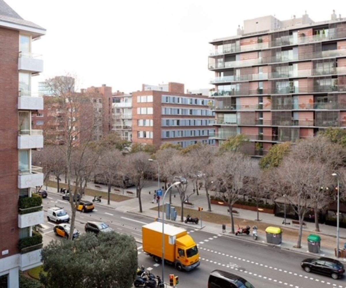 Piso único de 480 m2 en una de las fincas más prestigiosas de Turó Park.