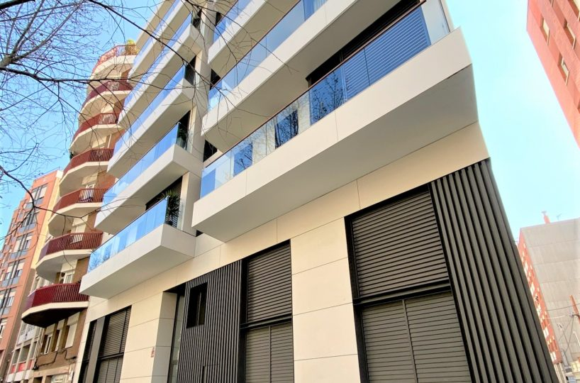 Exclusive development in les Corts / Diagonal.
