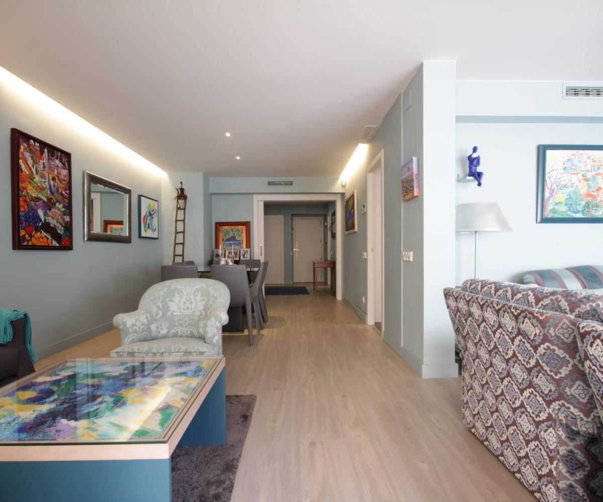 Exclusivo piso en venta en calle muy tranquila y bien situada de Tres Torres.